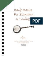 Banjo Basics