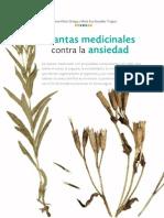 Pérez Ortega, González Trujano - Plantas Medicinales Contra La Ansiedad