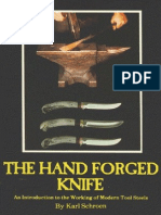 The Hand Forged Knife - Karl Schroen - 1984(S)