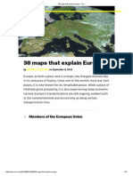 38 Maps That Explain Europe - Vox