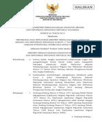 Permenpan 46 2013 Tentang Perubahan Permenpan 17 2013 Tentang Jafung Dosen Dan AK