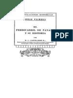 Ferrocarril de Panama y Su Historia_Castillero Nnn