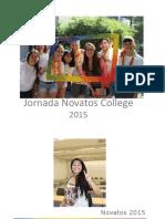 Presentacion College Novatos 2015