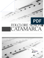 Folclore Sesion,Catamarca