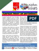 Periodico La Escalerita Agosto 2015