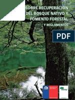 Ley sobre Recuperación del Bosque Nativo y Fomento Forestal N°20.283