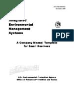 Company Manual Template