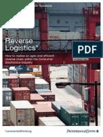 Pwc Reverse Logistics