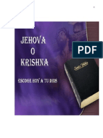 Jehova o Krishna