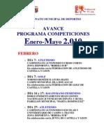 Programa Enero Mayo Para Web