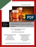 Reporte Final Cerveza