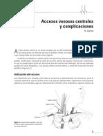 Accesos Venosos Centrales y Complicaciones