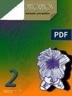 Revista Sin Contornos 02 (Espacio de entramado Psicoanalítico)