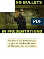 Dodging Bullets in Presentations 1200056436569340 5
