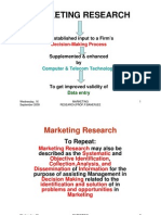 2_marketing Research Objectives &Amp; Process