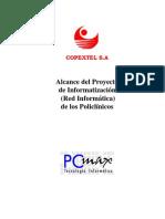 ALCANCE Red Informatica