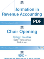 Transformation in Revenue Accounting