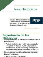 Libros Historicos de La Biblia
