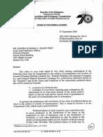 SEC Op. 06-35