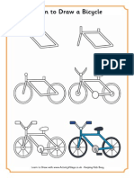 Learn to Draw a Bicycle