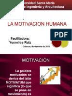 Teoria de La Motivacion