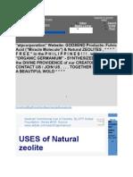 Www.muliply.com - 3.018 Blog - Zeolite Use 1