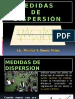 Clase de Medidas de Dispersión