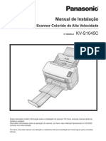 Manual do Panasonic KVS-1045