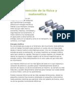 Intervención de La Física y Matemática