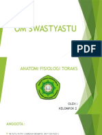 ANATOMI FISIOLOGI TORAKS