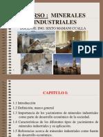 CAPIIntroducción del curso de Minerales Industriales