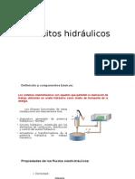 Circuitos Hidraulicos, Conceptos Basicos