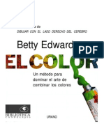 Betty Edwards - El Color [Cp©]