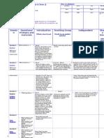 maths planner week 8