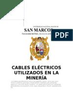 Aplicaciones de Los Cables Mineros