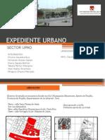 Expediente urbano monserrate