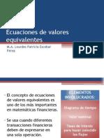 Ecuaciones de Valores Equivalentes_LPEP