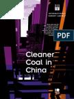 (2009) OECD.iea, Cleaner Coal in China, Coal_china2009