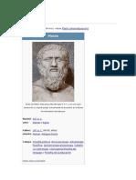 Platon y su vida