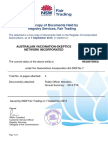 1_australian Vaccination-skeptics Network - As at 07 September 2015