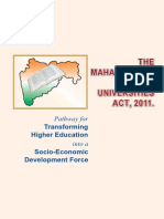 Univ Act Nigvekar Bansal Report