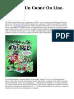 <h1>Amistad. Un Comic On Line. Sin coste.</h1>