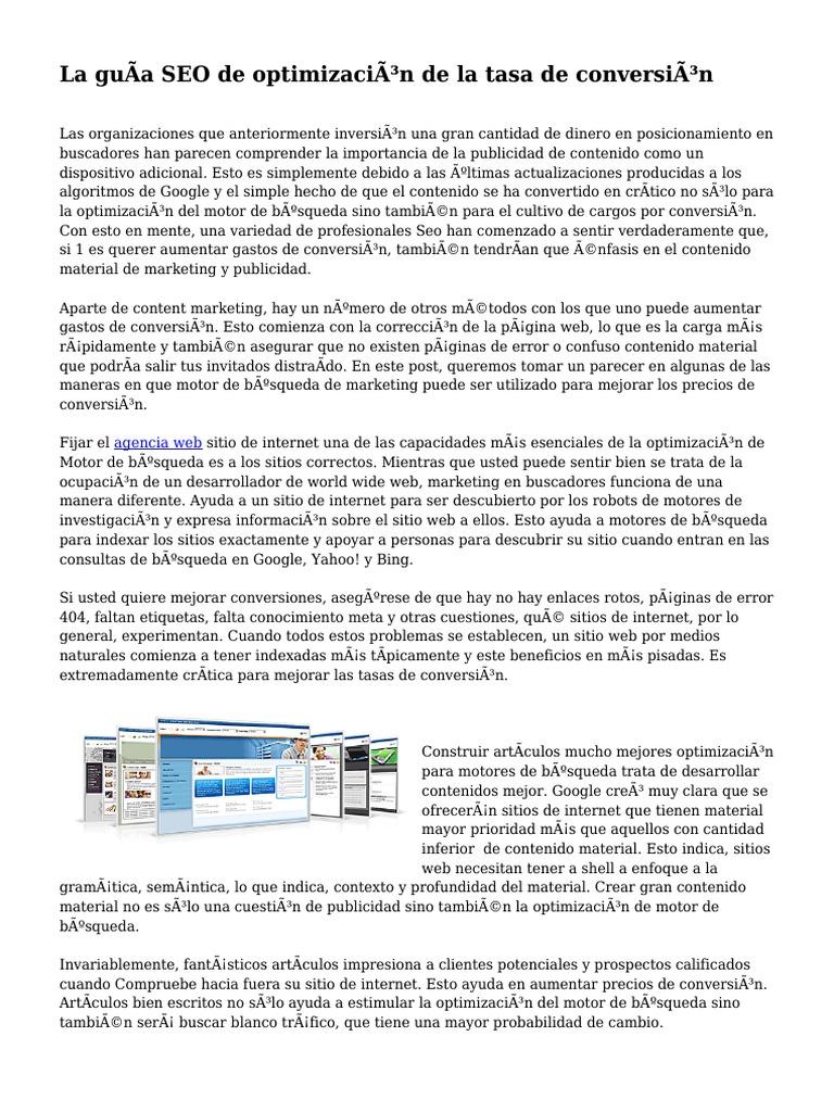 Contemporáneo Reanudar Creando Sitios Componente - Ejemplo De ...