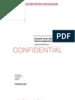 Oracle 9i Forms Builder Volume I