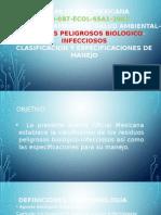 Norma Oficial Mexicana Rpbi