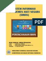 Buku Manual Perencanaan Kebutuhan BMN UAKPB Dan UAPPB-W Versi 1.1 Tgl 17 Agustus 2015