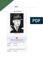 Robert Schuman y su vida
