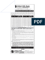 321GIBL Cash Dividend Notice