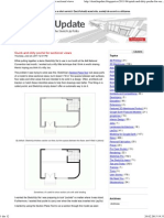 Official SketchUp Blog_ Quick and Dirty Poché for Sectional Views