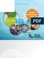 Annual Performance Plan 2012 - 2015
